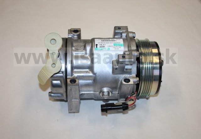 Kompresor klimat. 2,3 JTD/3,0 JTD/HDI BOXER-JUMPER-DUCATO 06-   HELLA